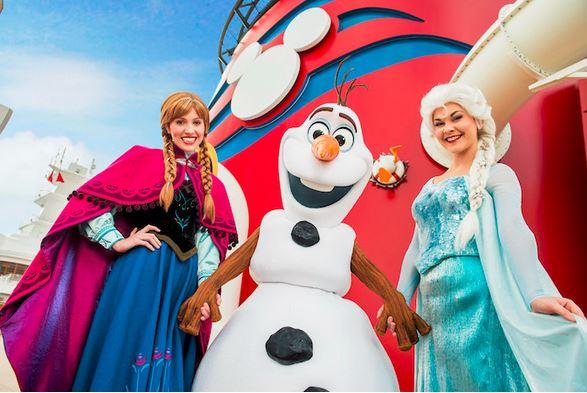 disney cruise line adds frozen