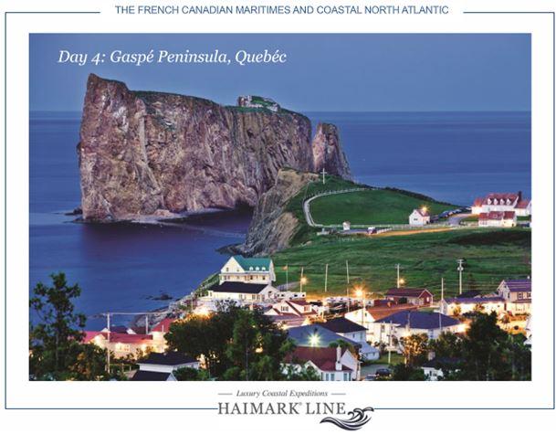 haimark line scenery