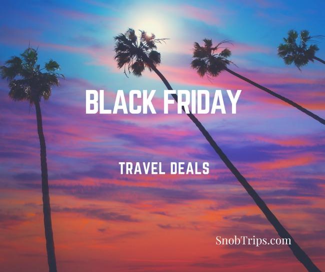 best black friday travel deals