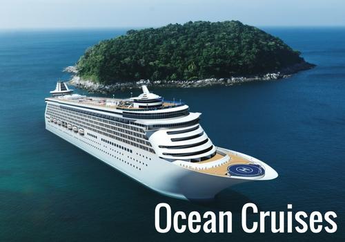 luxury ocean cruises