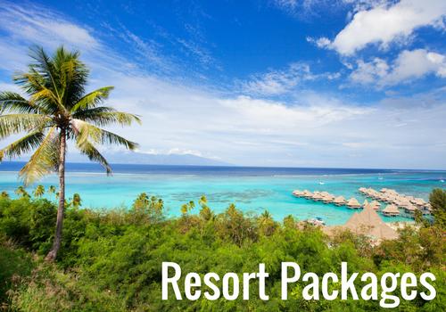 luxury resort packages